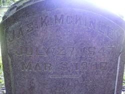 James K. McKinley