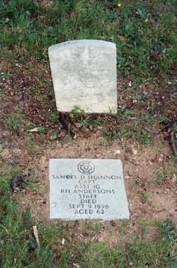 Capt. Samuel D. Shannon