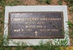 "Charles Henry ""Chuck"" Harraman"