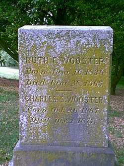 Ruth Ellen <I>Martin</I> Wooster