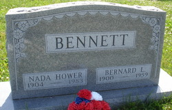 Nada <I>Hower</I> Bennett