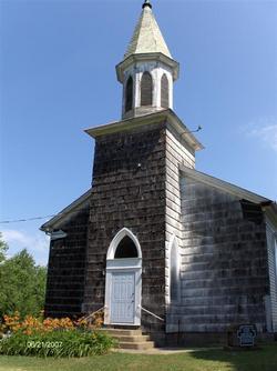 Perrysville Methodist Episcopal Church Cemetery