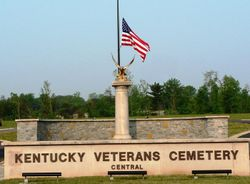 Kentucky Veterans Cemetery Central