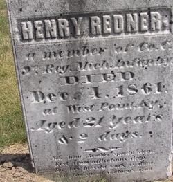 Henry Redner