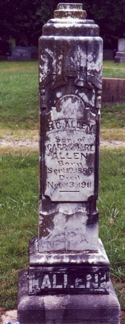 Bussie Carr Allen