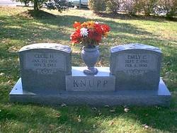 Emily Katherine <I>Croson</I> Knupp