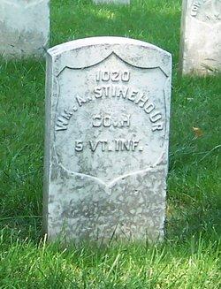PVT William A. Stinehour