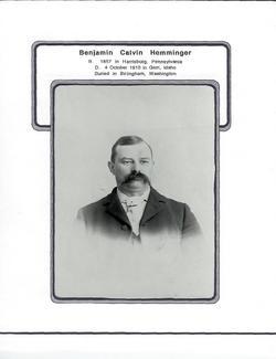 Benjamin C Hemminger