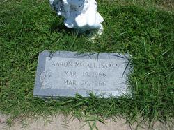 Aaron McCall Isaacs