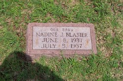 Nadine J Blasier