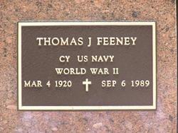 Thomas Joseph Feeney
