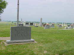 Calvert's Chapel Cemetery