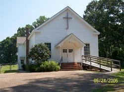 Carr Methodist Church Cemetery