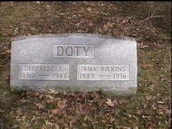 "DeForest Alonzo ""Fossie"" Doty"