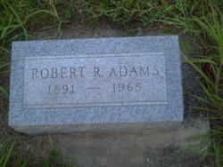 Robert Reed Adams