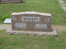 Margarette Laverne <I>Mullins</I> Mankin
