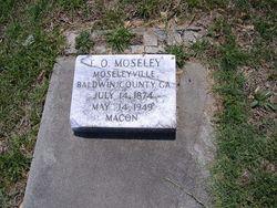 T O Moseley