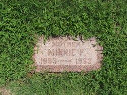 Minnie Floss <I>Gatewood</I> Adams