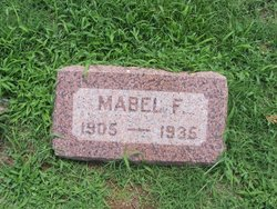 Mabel F Adams