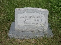 """Lillia Francisca """"Lillian"""" <I>Lühring</I> Glenn"""