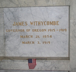 James Withycombe