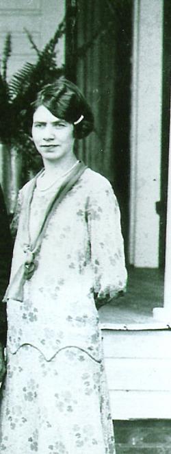 Mary Etta <I>Smith</I> Cawthon