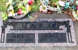 Alice Caroline <I>Chapman</I> Marx