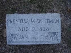 Prentiss Mellen Whitman