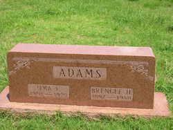 Oma Etta <I>Cook</I> Adams