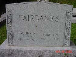 Robert Noyes Fairbanks