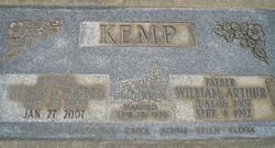Wilma Lorine <I>Higbee</I> Kemp
