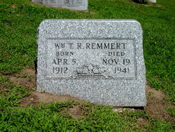 "William Theodore Roosevelt ""Ted"" Remmert"