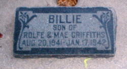 Billie Rolfe Griffiths