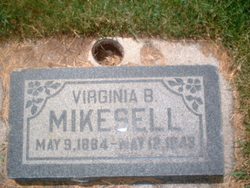 Virginia P <I>Bryan</I> Mikesell