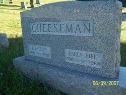 Emily M. <I>Fife</I> Cheeseman