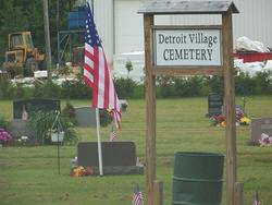 Detroit Village Cemetery