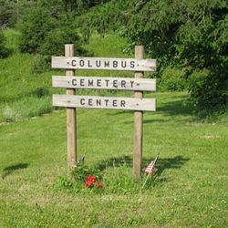 Columbus Center Cemetery