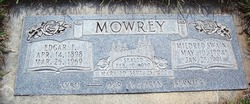Mildred Edna <I>Swain</I> Mowrey