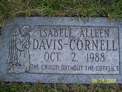 Isabell Alleen Davis-Cornell