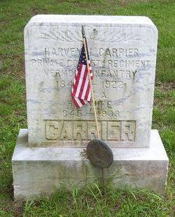 Harvey J Carrier