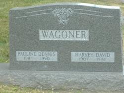Pauline <I>Dennis</I> Wagoner