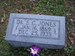 "Dr Crit. ""S C"" Jones"