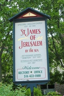 Saint James Of Jerusalem by the Sea Columbarium