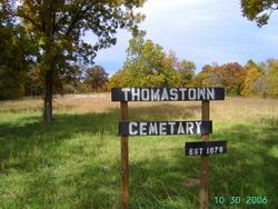 Thomas Town Cemetery