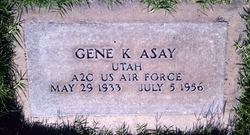 Gene Kenneth Asay