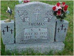 S. R. Thomas