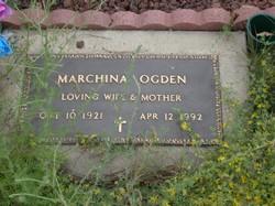 Marchina <I>Anderson</I> Ogden