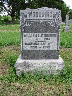 Barbara Woodring