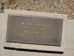 "Marcus S. ""Mark"" Adams"