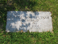 James Putnam Archibald